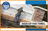 IPG solutions for the sign industry