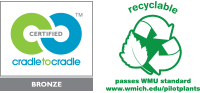 Cradle to Cradle Certified - WMU Recyclable