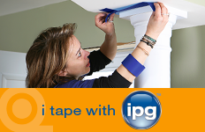 i tape with IPG