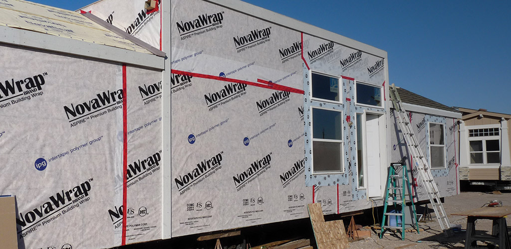 House Wrap Building Wrap Amp Window Flashing Ipg