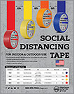 SOCIAL DISTANCING TAPE