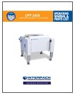 UPF 2420 PRODUCT MANUAL