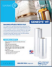 GENESYS HT MACHINE APPLIED STRETCH FILM