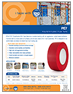 PE7 POLYETHYLENE FILM TAPE